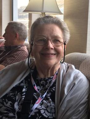 Barbra Lunaburg - CPCC Historian